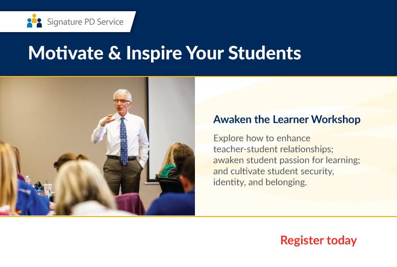 Awaken the Learner PD