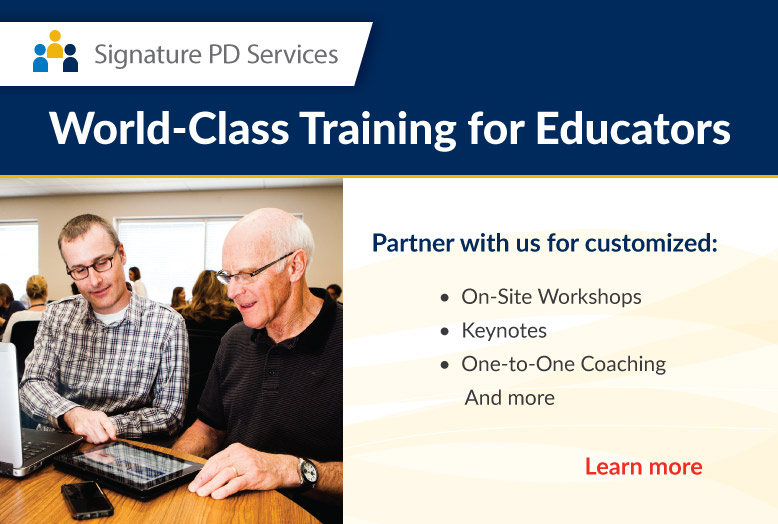 Customized PD Services