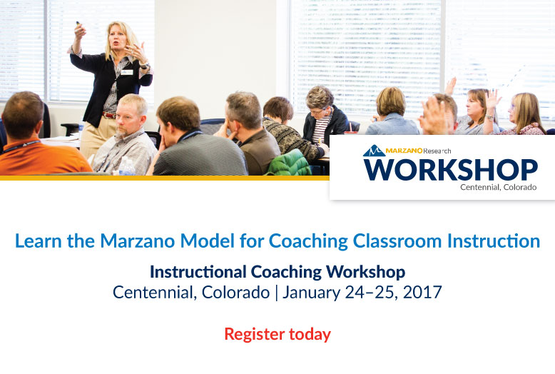 Instructional Coaching Workshop