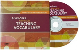 Six-Step Process for Teaching Vocabulary