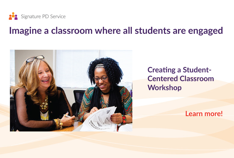 Creating a Student-Centered Classroom