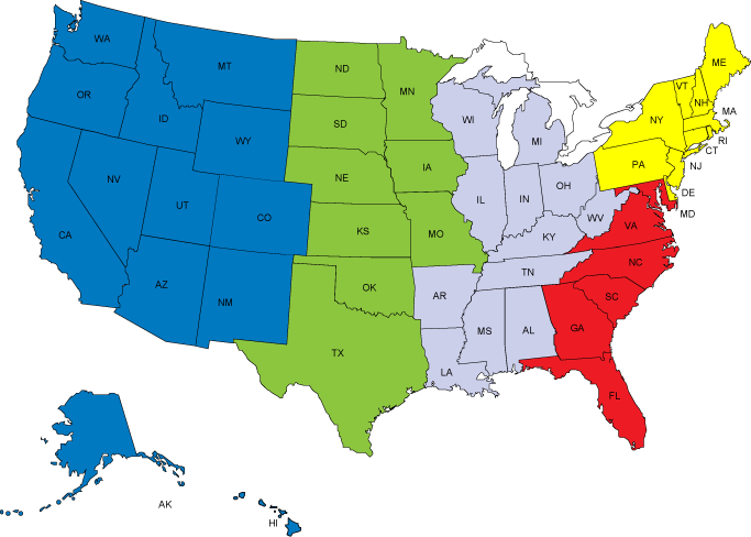 Marzano Research Rep Map