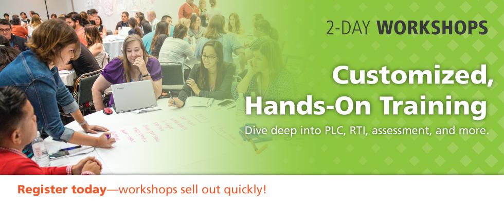 2-Day Workshops- Customized Training