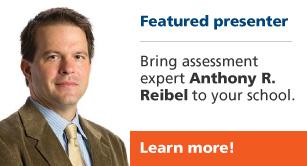 Featured presenter Anthony Reibel