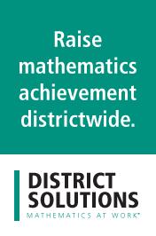 District Solutions Mathematics at Work