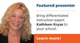 Featured presenter Kathleen Kryza
