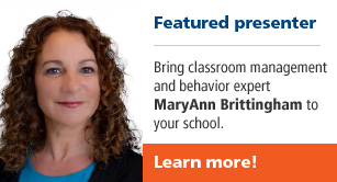 Featured presenter MaryAnn Brittingham