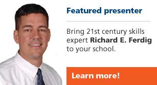 Featured presenter Richard Ferdig