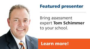 Featured presenter Tom Schimmer